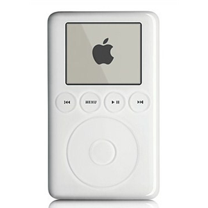 Apple iPod Classic 3rd Generation 15GB