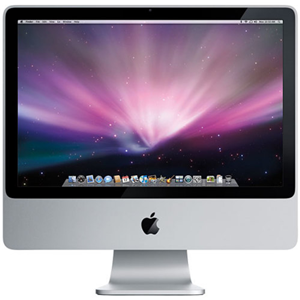 "iMac Core 2 Duo 2.4GHz 20"" (8,1) Early 2008"