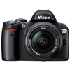 Sell Used Nikon D40x DSLR Camera with 18-135mm Lens
