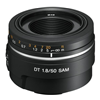 Sell Used Sony DT 50mm f/1.8 Standard Fixed Focal Length Lens
