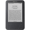 Sell Used Amazon Kindle 3 Wi-Fi with Advertisements