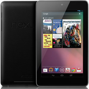 "Asus Google Nexus 7.0"" 16GB Wi-Fi Only - 2013 Model"